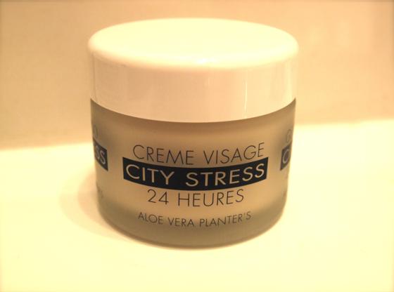 Crème visage City Stress Planter's