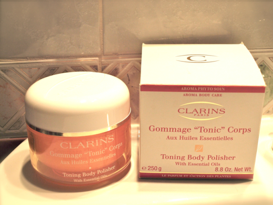 Gommage Tonic Clarins