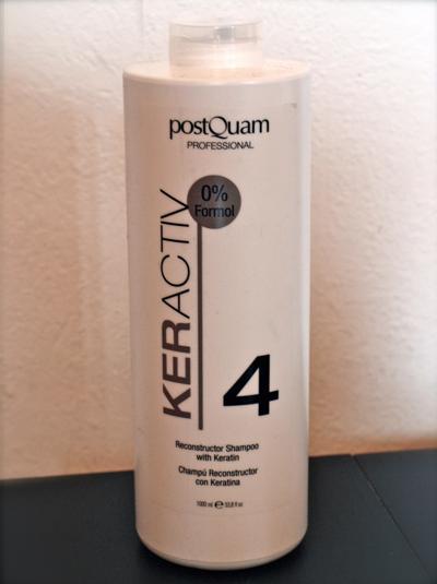 Shampoing Keractiv Postquam
