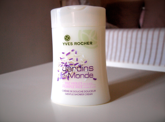 Jardin du Monde Riz Violet Yves Rocher