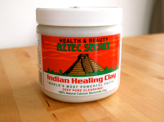 argile healing indian clay Aztec secret