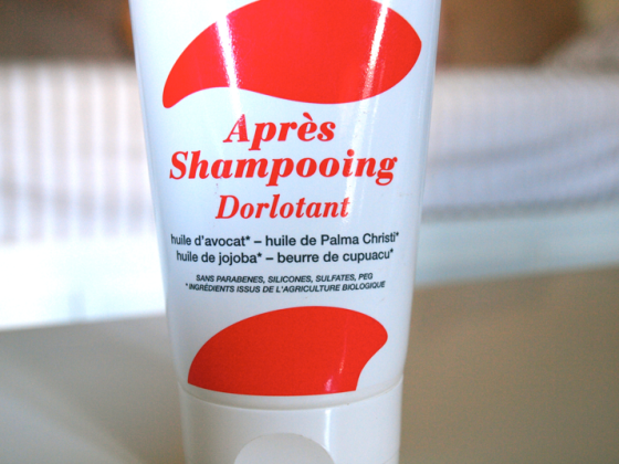 Aménaide après-shampoing dorlotant