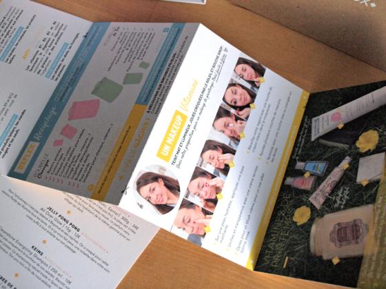 Birchbox mars et avril 2014