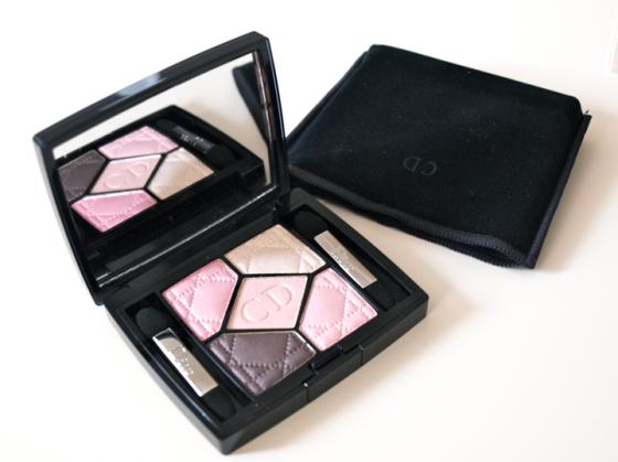 Dior palette fards à paupières haute couleur 834