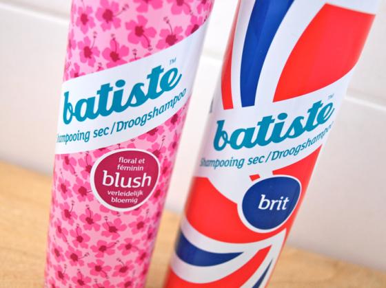 Shampoing sec Blush Brit Batiste