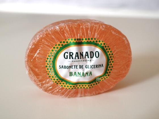 Savon à la banane Granado