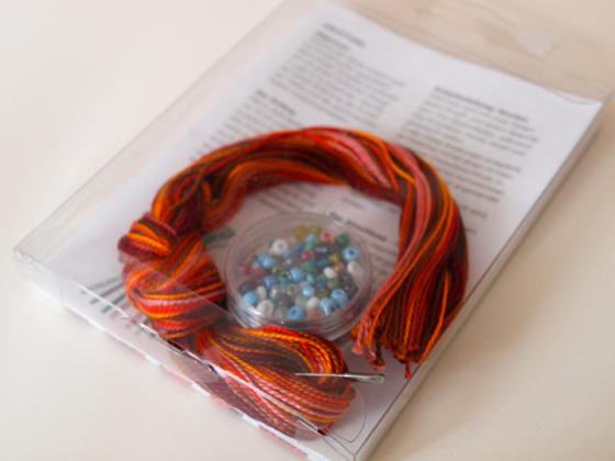 Kit à bracelets brésiliens