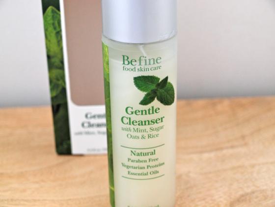 Gentle cleanser BeFine
