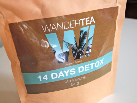 wandertea detox cure