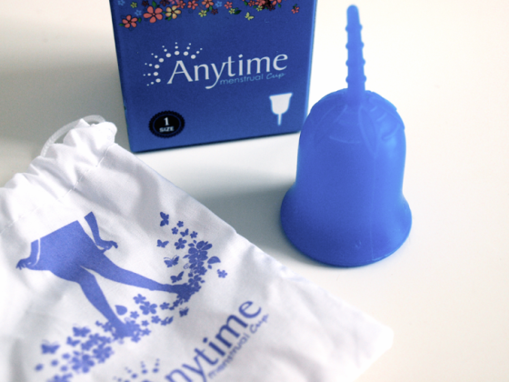 Menstrual cup Anytime