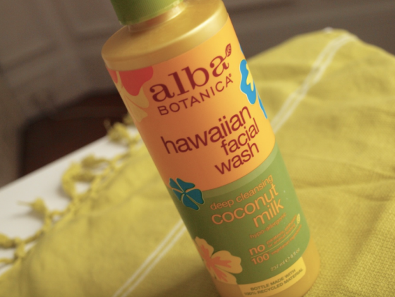 Alba Botanica Hawaian Face Wash