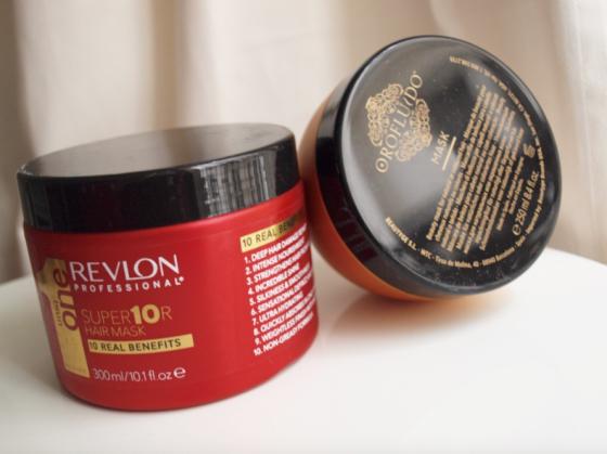 Cure anti-chute Revlon
