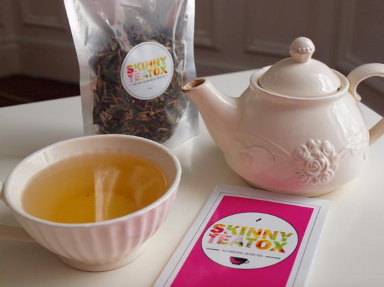 Cure Skinny Teatox