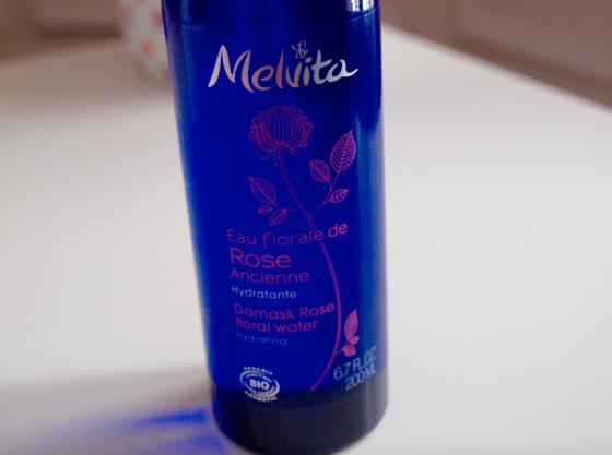 Rituel à la rose Melvita