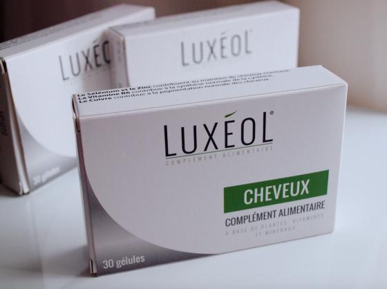 Luxéol cure cheveux