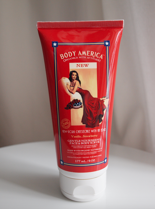 Body America Cheesecake